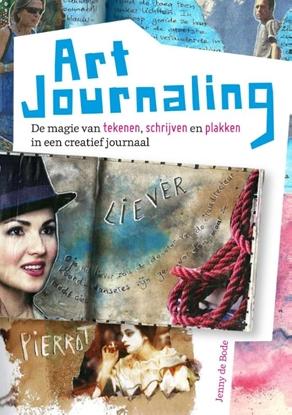 Afbeeldingen van Art journaling