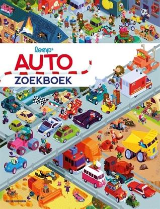 Afbeeldingen van Auto zoekboek