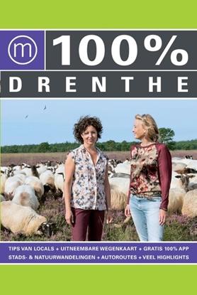 Afbeeldingen van 100% regiogidsen 100% Drenthe