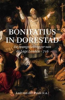 Afbeeldingen van Bonifatius in Dorestad