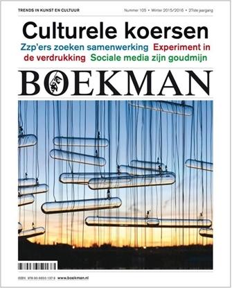 Afbeeldingen van Boekman Culturele koersen