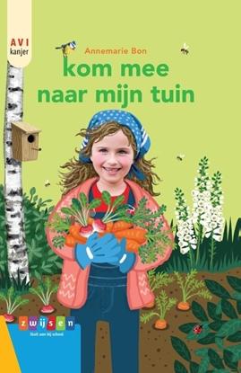 Afbeeldingen van AVI kanjer Kom mee naar mijn tuin