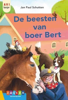 Afbeeldingen van AVI kanjer De beesten van boer Bert
