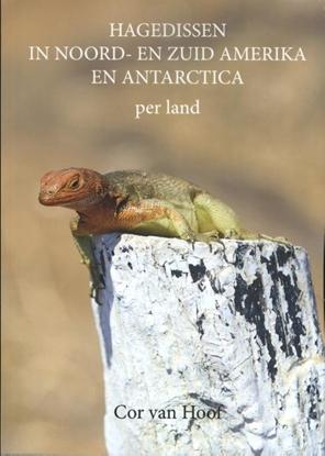 Afbeeldingen van Hagedissen in Noord- en Zuid Amerika en Antarctica