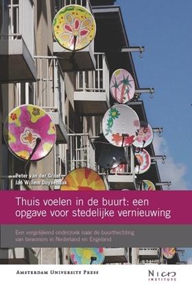 Afbeeldingen van NICIS Thuis voelen in de buurt: een opgave voor stedelijke vernieuwing