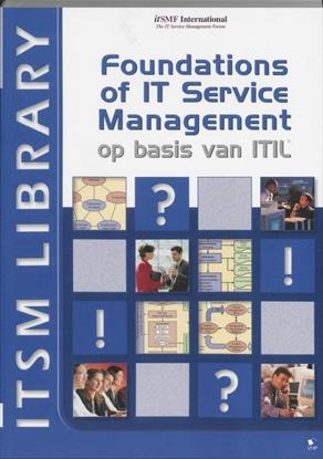Afbeeldingen van Foundations of IT Service Management op basis van ITIL