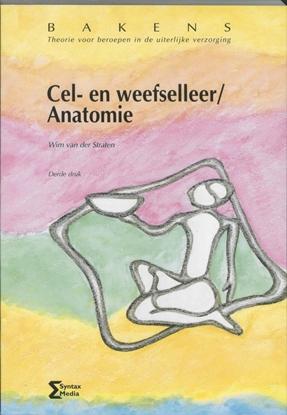 Afbeeldingen van Bakens Cel- en weefselleer / Anatomie