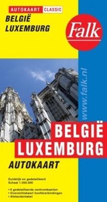 Afbeeldingen van Belgie / Luxemburg Easy Driver