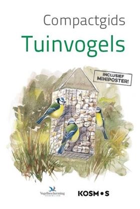 Afbeeldingen van Compactgids Tuinvogels
