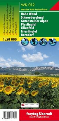 Afbeeldingen van F&B WK012 Hohe Wand, Schneebergland, Gutensteiner Alpen, Piestingtal, Lilienfeld, Triestingtal, Berndorf
