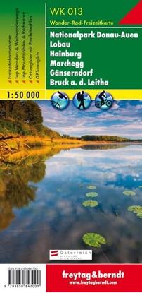 Afbeeldingen van F&B WK013 Nationalpark Donau-Auen, Lobau, Hainburg, Marchegg, Gänserndorf, Bruck a,d, Leitha