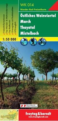Afbeeldingen van F&B WK014 Östliches Weinviertel, March, Thayatal, Mistelbach