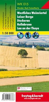 Afbeeldingen van F&B WK015 Westliches Weinviertel, Leiser Berge, Stockerau, Hollabrunn, Laa a.d. Thaya