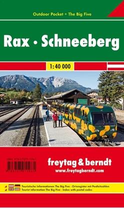 Afbeeldingen van F&B WK022 OUP Rax, Schneeberg
