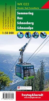 Afbeeldingen van F&B WK022 Semmering, Rax, Schneeberg, Schneealpe