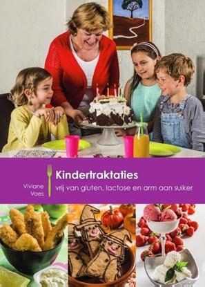 Afbeeldingen van Kindertraktaties vrij van gluten, lactose en arm aan suiker
