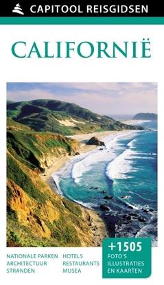 Afbeeldingen van Capitool reisgidsen Californië