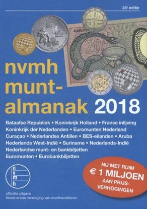 Afbeeldingen van NVMH Muntalmanak 2018
