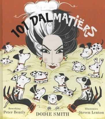 Afbeeldingen van 101 dalmatiërs
