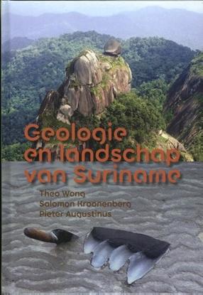 Afbeeldingen van Geologie en landschap van Suriname