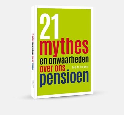 Afbeeldingen van 21 mythes en onwaarheden over ons pensioen