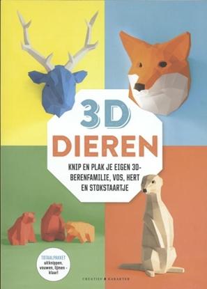 Afbeeldingen van 3D dieren
