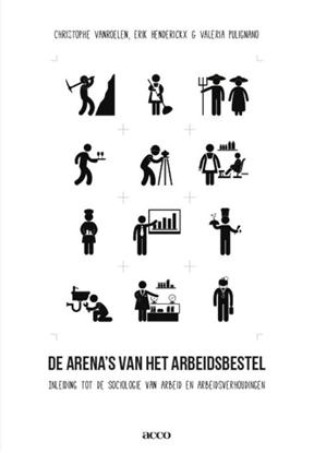 Afbeeldingen van De arena's van het arbeidsbestel