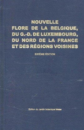Afbeeldingen van Nouvelle flore de la Belgique, du grand-duché de Luxembourg, du Nord de la France et des Régions voisines. Sixième édition, deuxième tirage corrigé