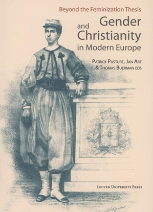 Afbeeldingen van Beyond the feminization thesis and gender and christianity in modern Europe