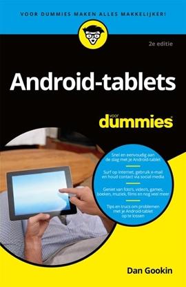 Afbeeldingen van Android-tablets voor Dummie
