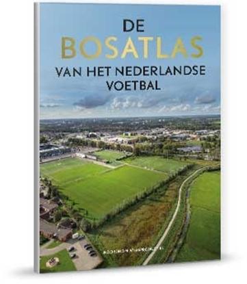 Afbeeldingen van Bosatlas van het Nederlandse voetbal