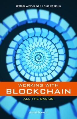 Afbeeldingen van Working with Blockchain