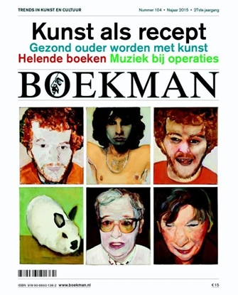 Afbeeldingen van Boekman Kunst als recept