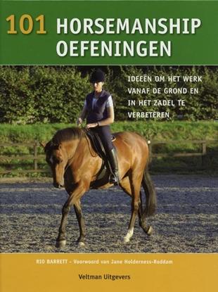 Afbeeldingen van 101 horsemanship oefeningen
