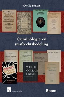 Afbeeldingen van Criminologie en strafrechtsbedeling