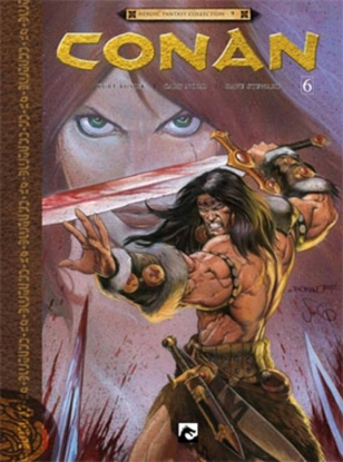 Afbeeldingen van Conan De strijd tegen Thoth-Amon