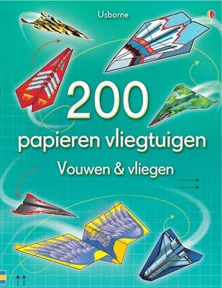 Afbeeldingen van 200 Papieren vliegtuigen-vouwen en vliegen