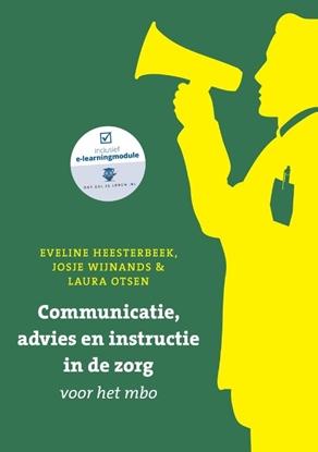 Afbeeldingen van Communicatie, advies en instructie in de zorg voor het mbo met datzaljeleren.nl