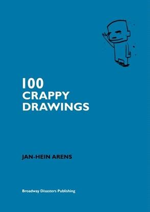 Afbeeldingen van 100 crappy drawings