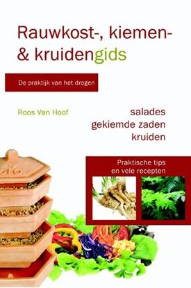 Afbeeldingen van Rauwkost-, kiemen- en kruidengids