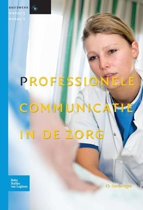 Afbeeldingen van Basiswerk V&V Professionele communicatie in de zorg