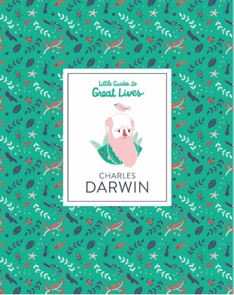 Afbeeldingen van Charles Darwin: Little Guide to Great Lives