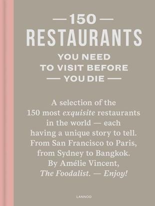Afbeeldingen van 150 Restaurants You Need to Visit before You Die