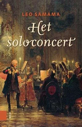 Afbeeldingen van Het soloconcert