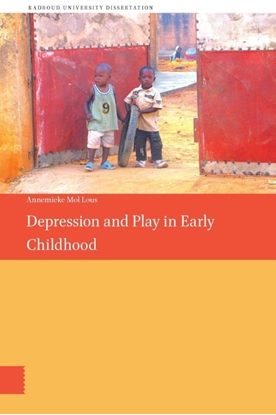 Afbeeldingen van Depression and play in early childhood