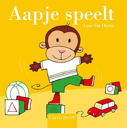 Afbeeldingen van Aapje Aapje speelt
