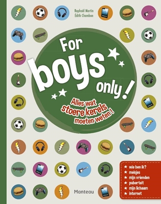 Afbeeldingen van For boys only!
