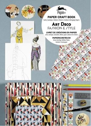Afbeeldingen van Art deco fashion & style