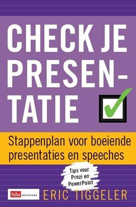Afbeeldingen van Check je presentatie