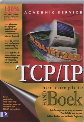 Afbeeldingen van Het complete HANDBoek TCP/IP